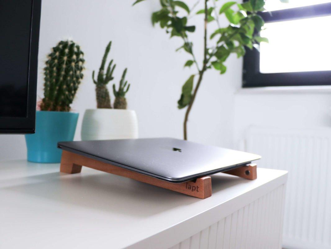 Lapt Masaüstü Şık Laptop Standı