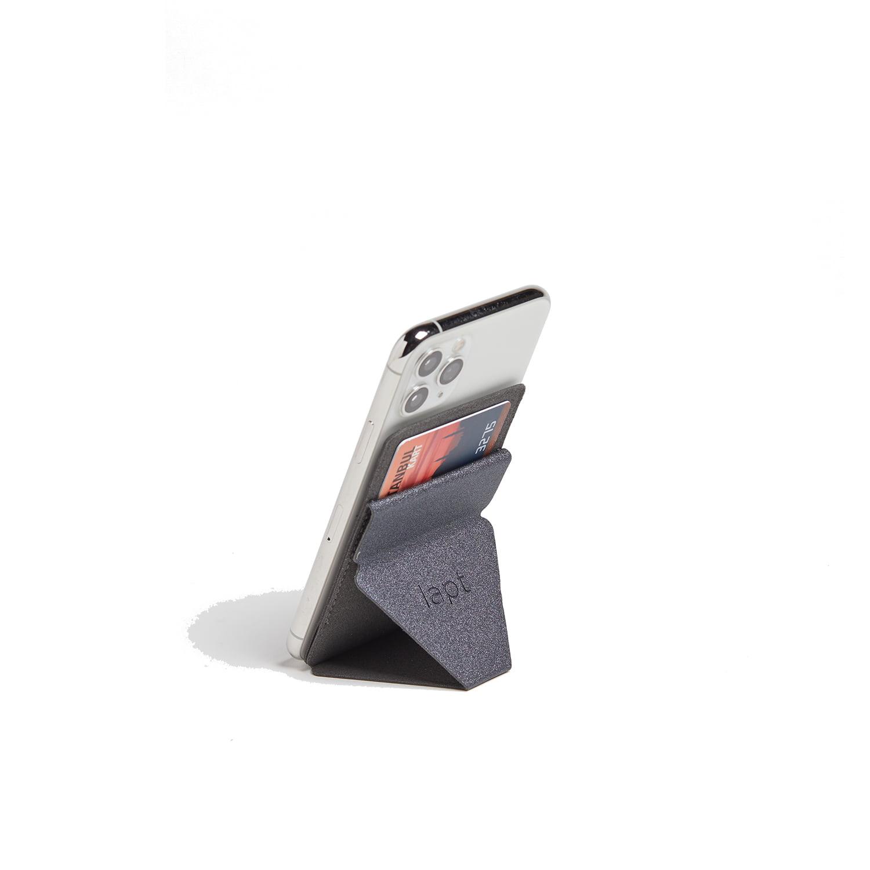 Lapt - Akıllı Telefon Kartlığı, Manyetikli, Standlı, Güvenlik Korumalı
